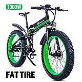 26 pulgadas neumático gordo Bicicleta eléctrica...