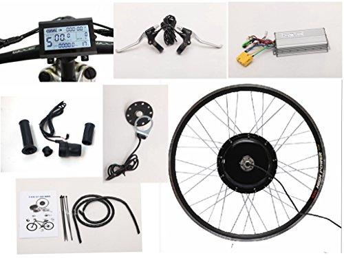 NBPower 66cm 48V 1500W Vélo électrique kit...