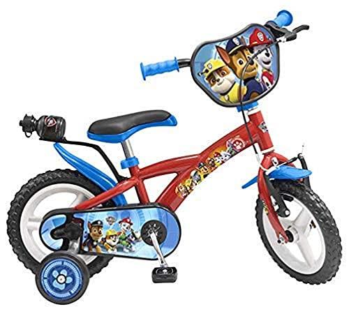 Toimsa Paw Patrol - Bicicleta con ruedas de espuma...