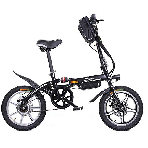 Riscko Wonduu Bicicleta Eléctrica Plegable MT...*