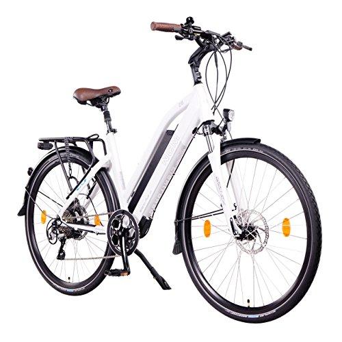 NCM Milano Plus Bicicleta eléctrica de Trekking,...