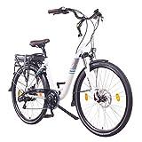 NCM Munich Bicicleta eléctrica Urbana, Bici de...