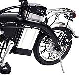 awhao-123 Bicicleta de Ciclo del Motor de Alta...