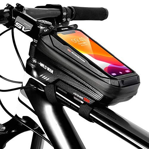Bolsa Bicicleta Cuadro Impermeable Bolso Manillar...