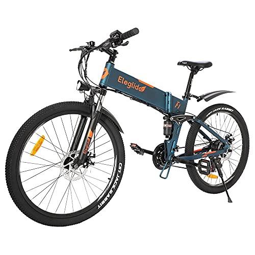 Bicicleta de montaña Plegable Eleglide F1,...