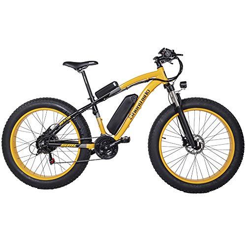 GUNAI Bicicletas Electricas Neumaticos Bicicleta...