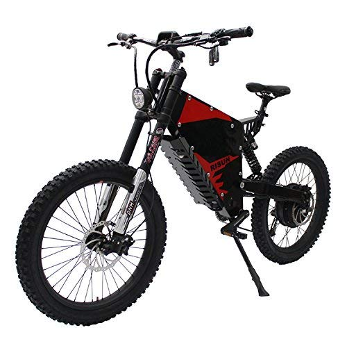 HYLH 72V 5000W FC-1 Potente Bicicleta eléctrica...