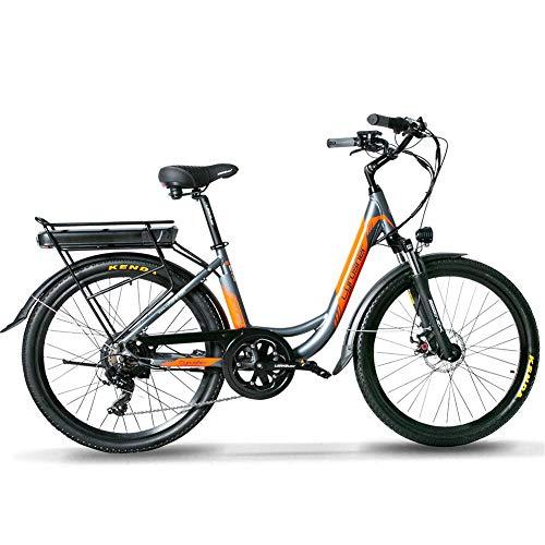Extrbici Bicicleta eléctrica para Adultos Damas...*