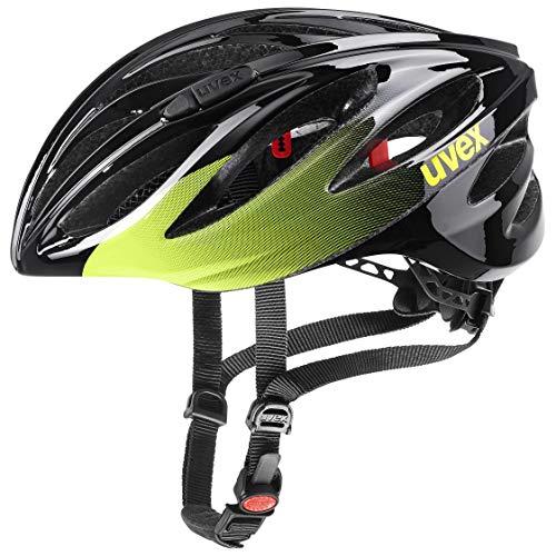 Uvex Boss Race Casco de Bicicleta, Unisex-Adult,...