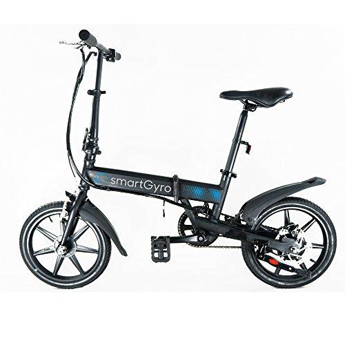 SmartGyro Ebike - Bicicleta eléctrica*