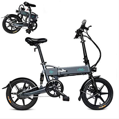 FIIDO Ebike, Bicicleta eléctrica Plegable...