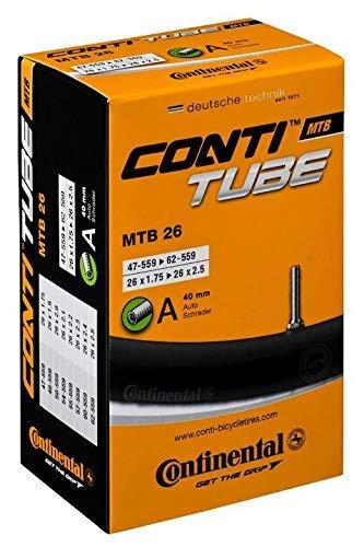 Continental Schrader Válvula MTB 26, 26 x 1,75 /...