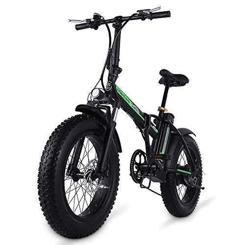 sheng milo Bicicleta eléctrica de 20...*