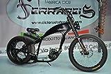 Fat Bike Bicicleta Harley Davidson réplica...