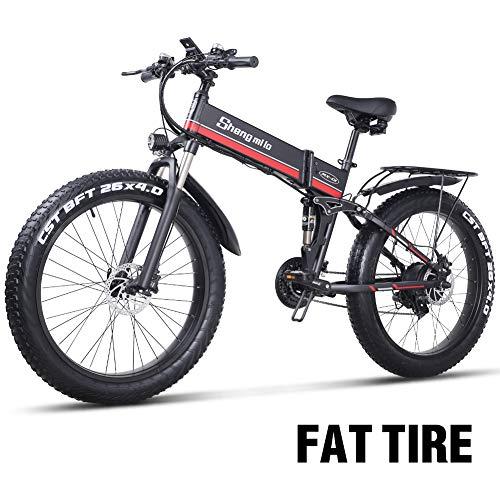 Sheng mi lo Bicicleta eléctrica 48V 1000W para...
