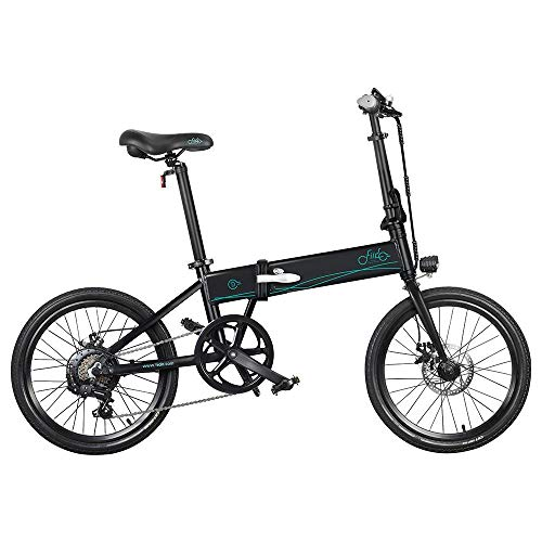 Bicicleta eléctrica Plegable para Adultos FIIDO...
