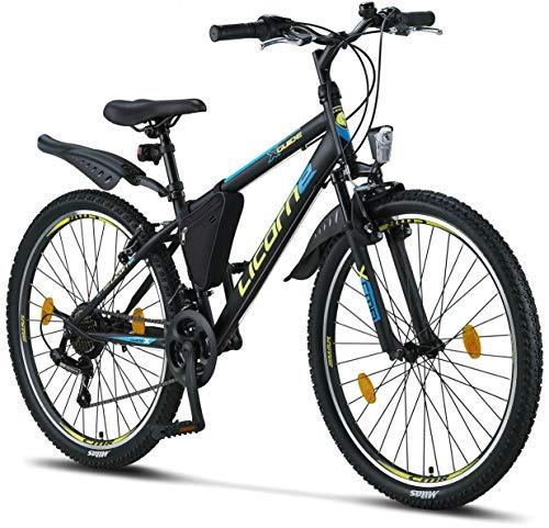 Licorne Bike Guide Bicicleta de montaña de 26...