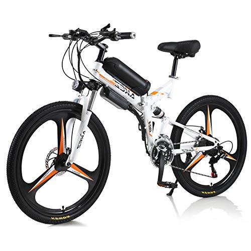 Bicicleta eléctrica Hyuhome 350W 36V Bicicleta de...