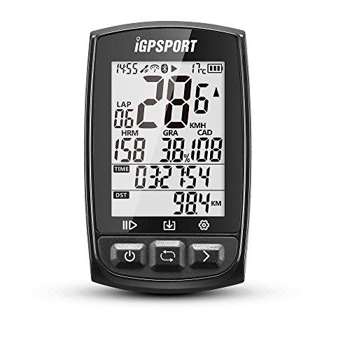 iGPSPORT Ciclocomputadores GPS Ant+ Función...