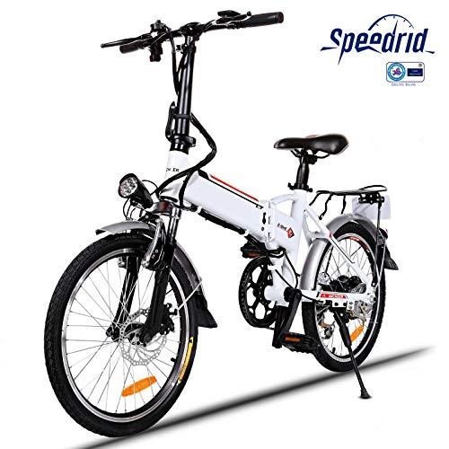 Speedrid Bicicleta eléctrica ebike electrica...