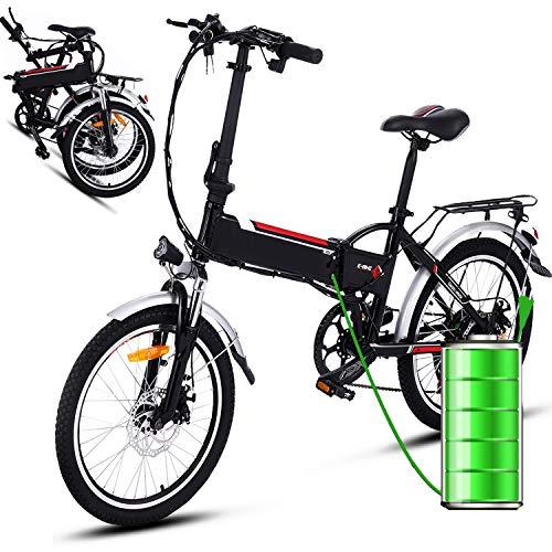 Bunao Bicicleta eléctrica de montaña, 250W,...*