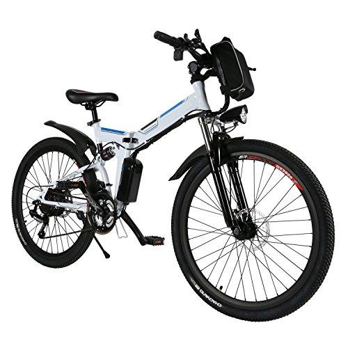 AMDirect - Bicicleta de montaña eléctrica...