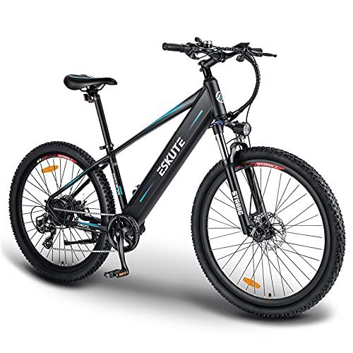 ESKUTE Bicicleta Eléctrica de Montaña...