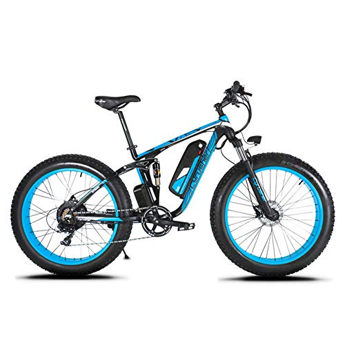 Extrbici eléctrica Bicicleta para Hombres 1000W...