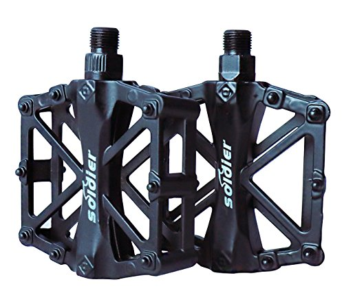 Pedales Bicicleta, Pedals Impermeable 9/16...