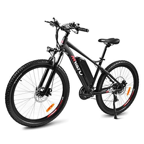 Souleader 27.5' Bicicleta Eléctrica de Montaña,...