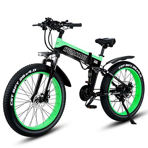 Shengmilo Bicicletas eléctricas de 26 Pulgadas,...