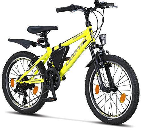 Licorne Bike Guide bicicleta de montaña de 20...