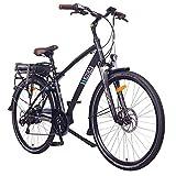 NCM Hamburg Bicicleta eléctrica Urbana, 250W,...