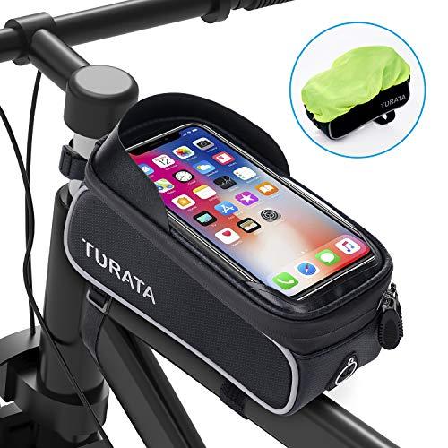 Bolsas de Bicicleta, TURATA Bolsa Impermeable para...