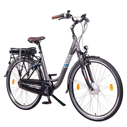 NCM Munich N8C 28' Bicicleta eléctrica City...