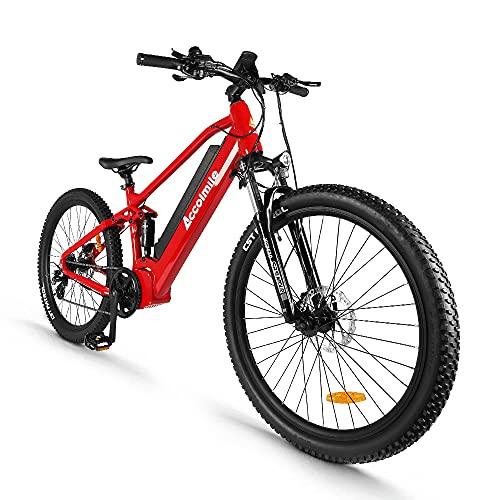 Accolmile Bicicleta de Montaña Eléctrica de 27,5...