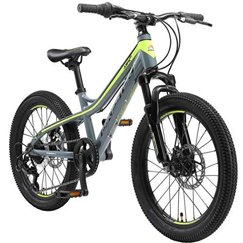 BIKESTAR Bicicleta de montaña de Aluminio...*