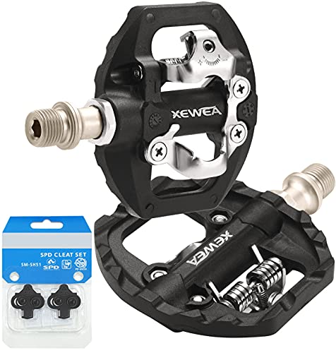 TacoBey Pedales de Bicicleta compatibles con...
