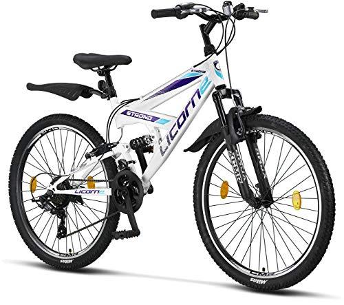 Licorne Strong Bike - Bicicleta de montaña...