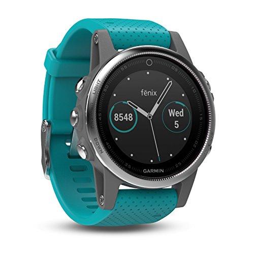 Garmin Fenix 5S - Reloj multideporte, con GPS y...