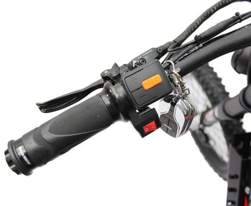 bici electrica con acelerador