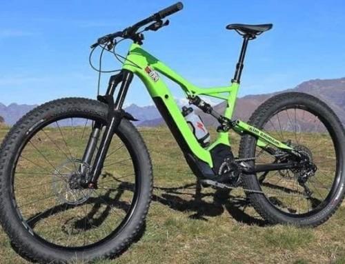 La mejor ubicación del motor para una bicicleta eléctrica