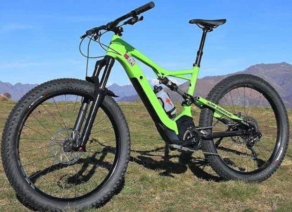 tipos de motores electricos para bicicletas
