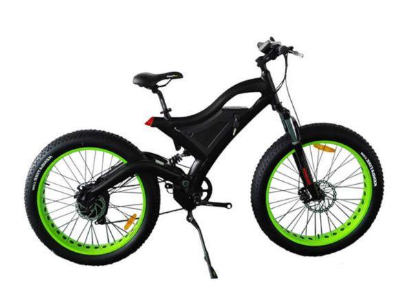 Análisis bicis Addmotor Motan 1
