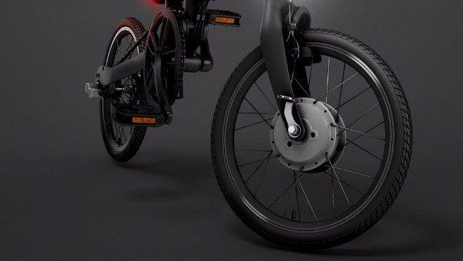 motor bici xioami