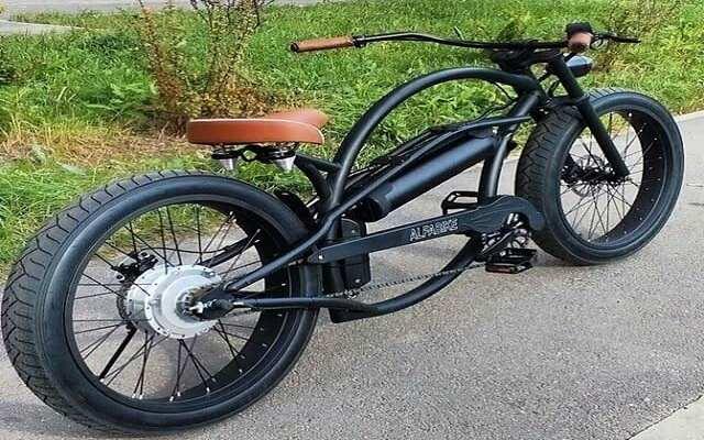 Bicicletas Eléctricas Chopper