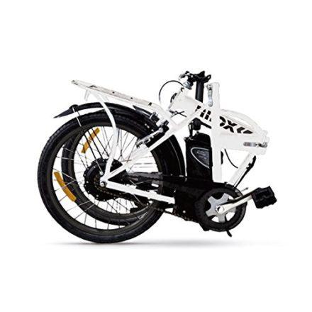 Bici Nilox X1 ya plegada