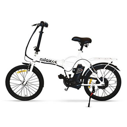 bici electrica nilox x1