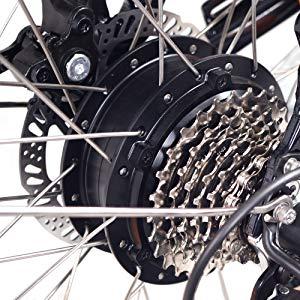 NCM Paris motor trasero