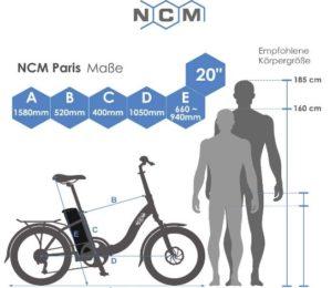 medidas ncm paris